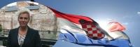 'Iako sam znala da u Hrvatskoj vlada čemer i jad, sad sam to i neposrednim iskustvom spoznala'