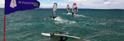 Windsurfing regata u Podstrani