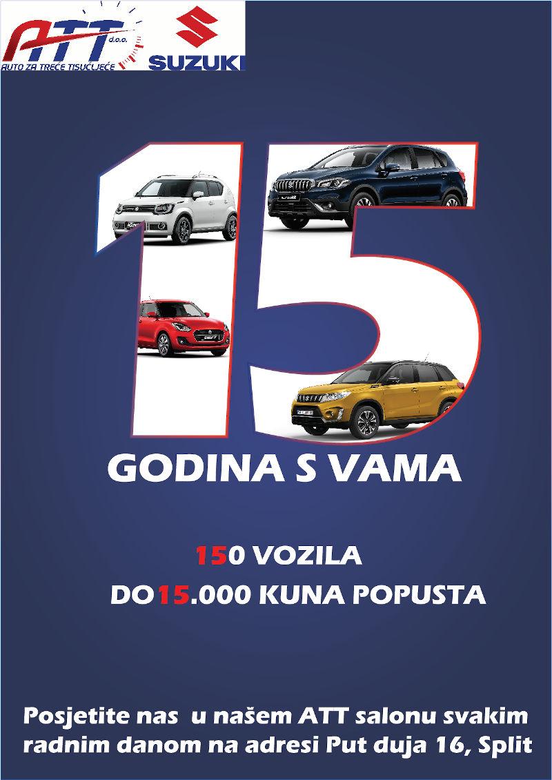 Novi Suzuki Vitara